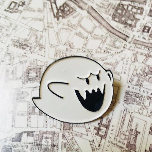 Pin's Fantôme Mario