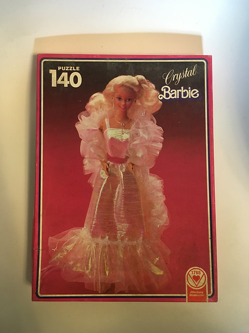 Puzzle Barbie 1984