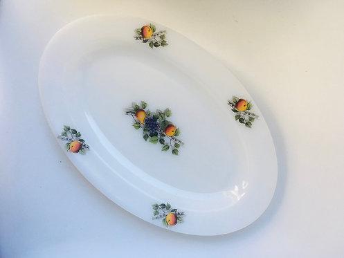 Plat légumier arcopal Fruits de France