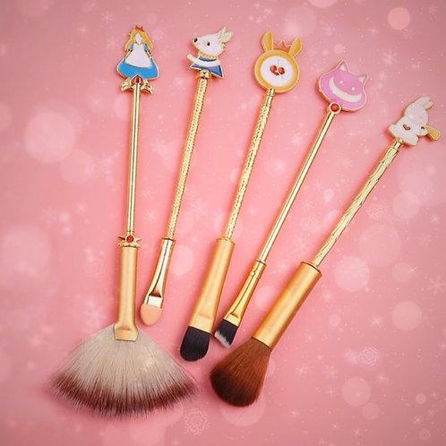 Pinceaux à maquillage Alice