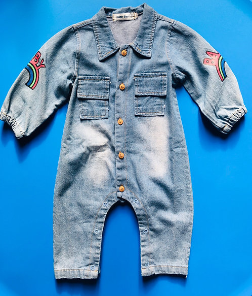 Combinaison jean - Baby