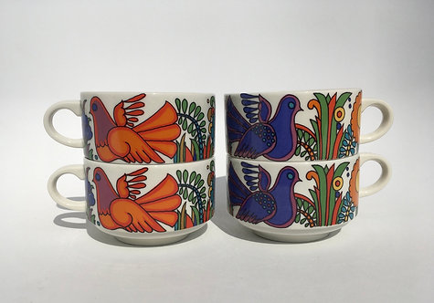 Ensemble de Tasses Acapulco