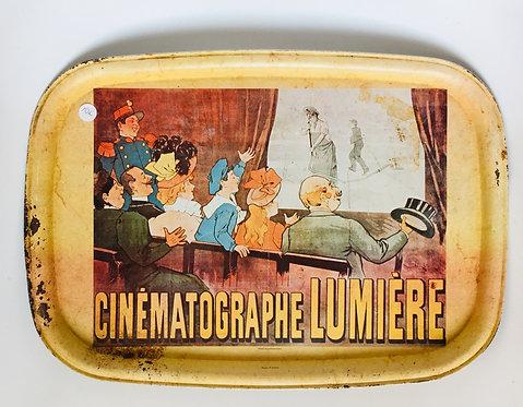 Plateau Cinématographe Lumière