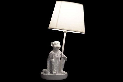 Lampe singe H37cm