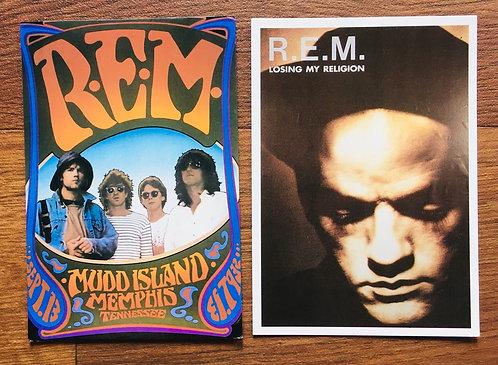 Cartes postales REM