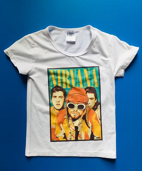 T-shirt - Nirvana
