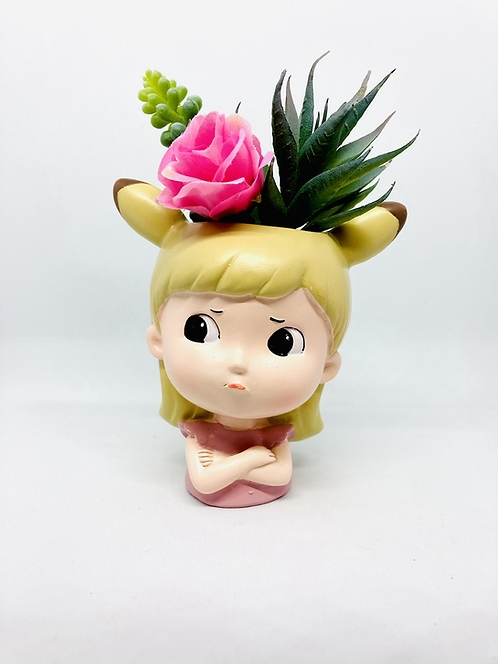 Pot fillette Pikachu