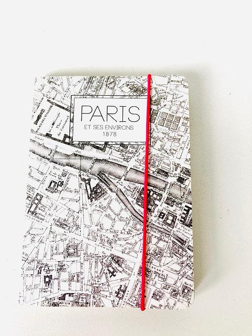 Carnet Paris