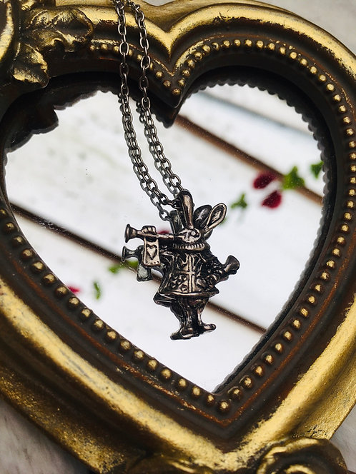 Collier Lapin Alice