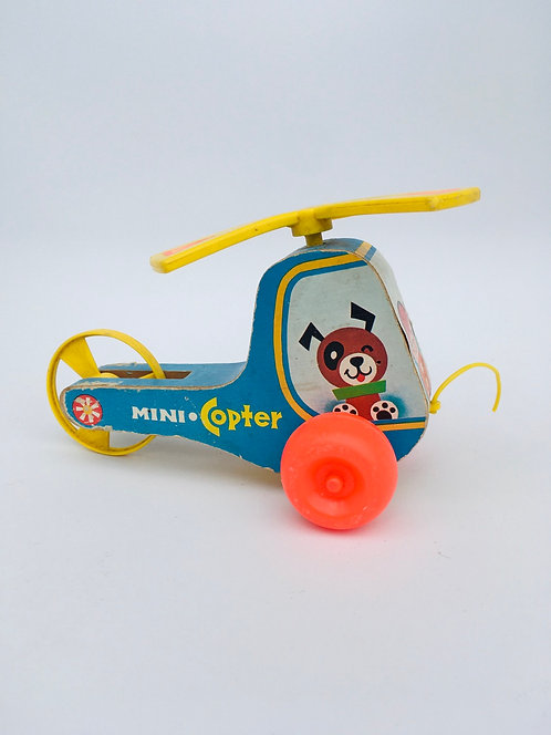 Jouet Fisher Price Mini copter