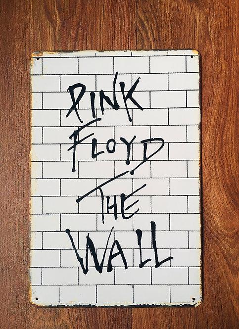 Plaque Pink Floyd