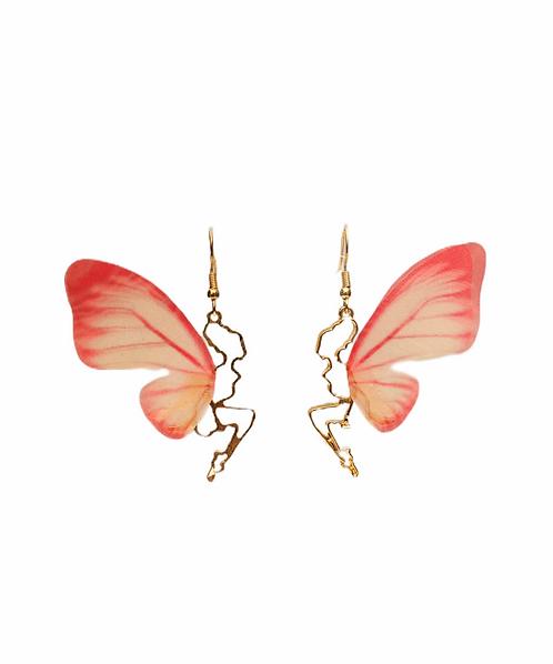 Boucles d'oreilles Fée