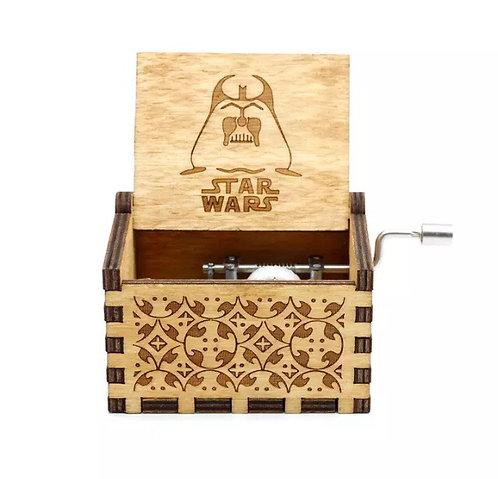 Boite à musique Star Wars
