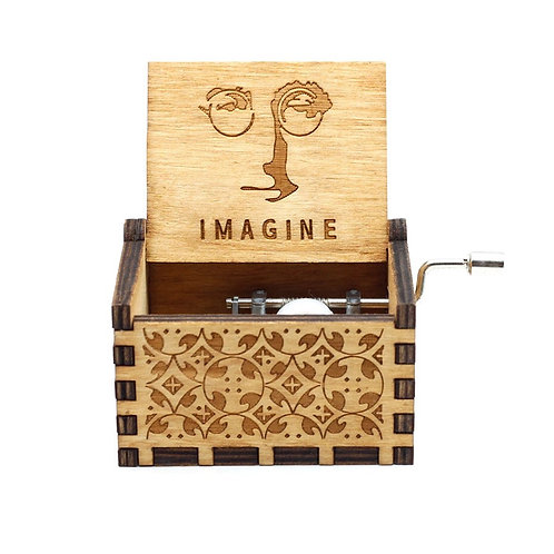 Boite à musique Imagine