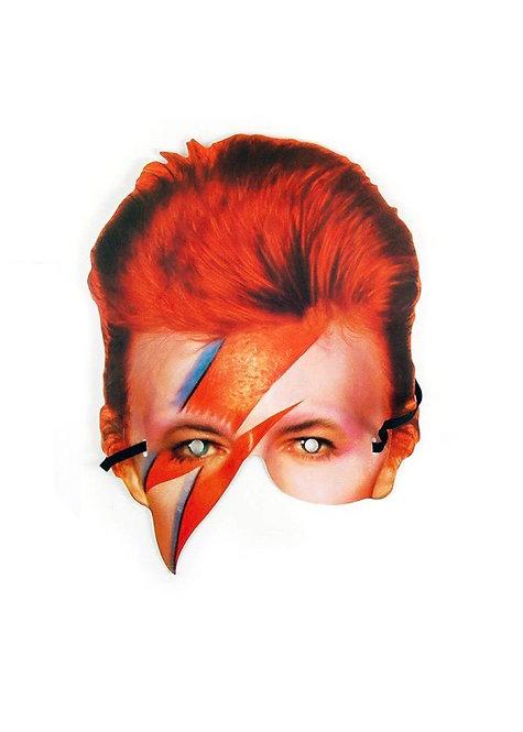 Masque David Bowie