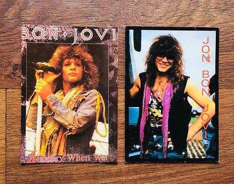 Cartes Postales Bon Jovi