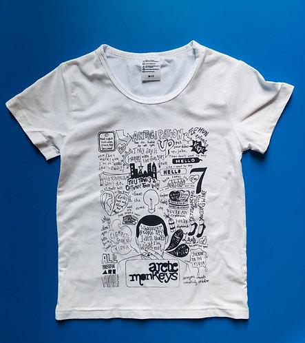 T-shirt - Arctic Monkeys