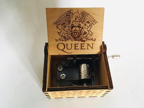 Boite à musique Queen