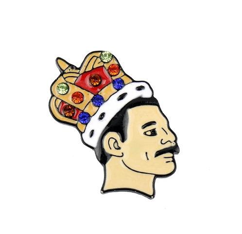 Pin's Freddie Mercury