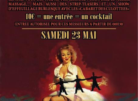 Lady's Night ! Tandem Valenciennes