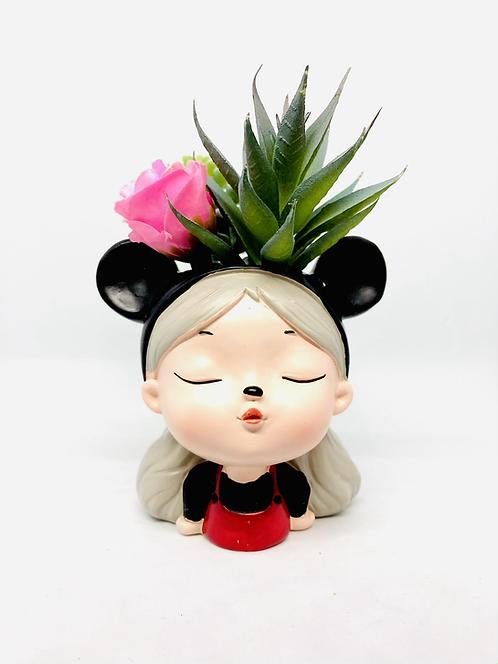 Pot fillette Mickey