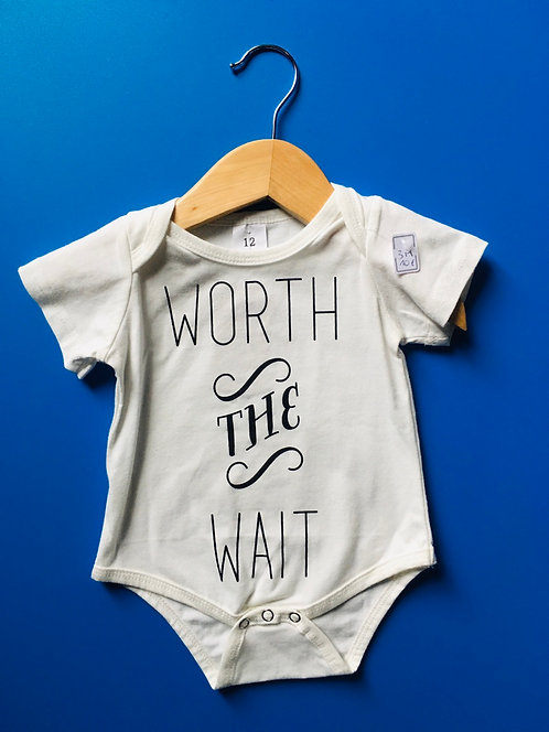 Body - Wait the worth