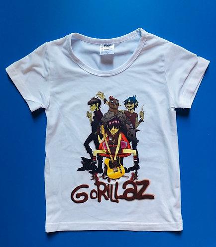 T-shirt - Gorillaz