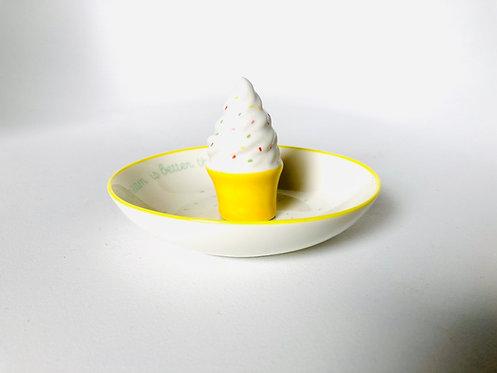 Coupelle rangement bijoux Ice cream