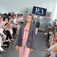 Shooting école IFA agence yuzu défilé mode créateur photo vidéo