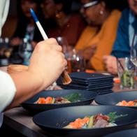 Goma Restaurant Omakase Agence Yuzu Eric Ticana japonais sushi marne la vallée