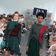 Shooting école IFA agence yuzu défilé mode mannequin photo video style model