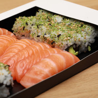 Goma Restaurant Omakase Agence Yuzu Chef Eric Ticana japonais marne la vallée plat poisson sushi maki