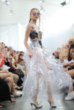Shooting école IFA agence yuzu défilé mode mannequin photo video style photo video