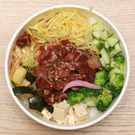 Goma Restaurant Omakase Agence Yuzu Chef Eric Ticana japonais marne la vallée poké bowl salade été