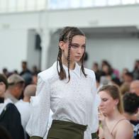 Shooting école IFA agence yuzu défilé mode mannequin fashion photo video