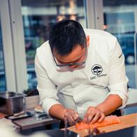 Goma Restaurant Omakase Agence Yuzu Chef Eric Ticana japonais sushi marne la vallée