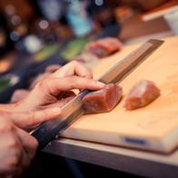 Goma Restaurant Omakase Agence Yuzu Chef Eric Ticana japonais marne la vallée poisson viande crue sushi maki paris