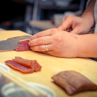 Goma Restaurant Omakase Agence Yuzu Chef Eric Ticana japonais marne la vallée viande boeuf