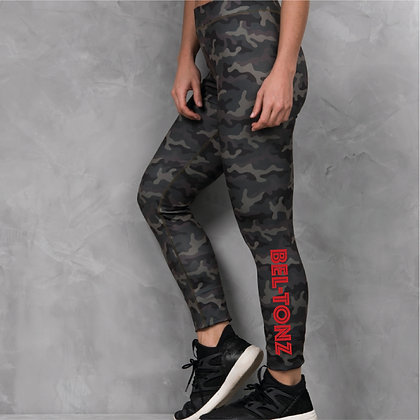 Bel-Tonz Camo Leggings