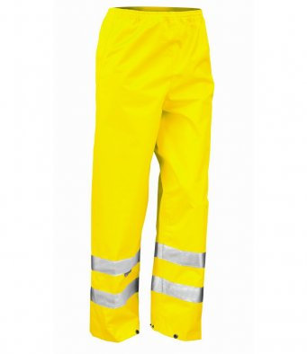 Hi Viz Waterproof Trousers