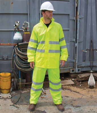 Hi Viz Water Proof Suit