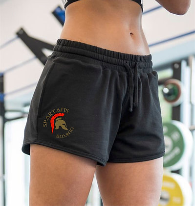 Spartan's Women's Jog Shorts