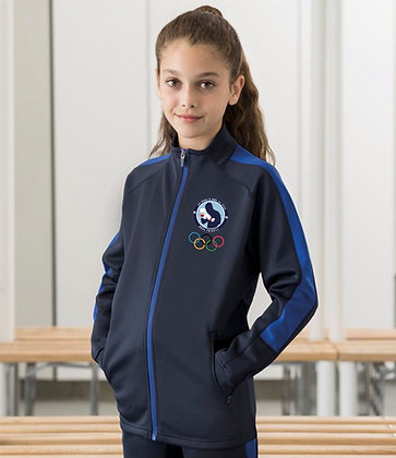 St Pauls Boxing Kid's Contrast Performance Track Top
