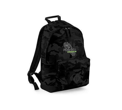 Forest Fitness Camo Backpack