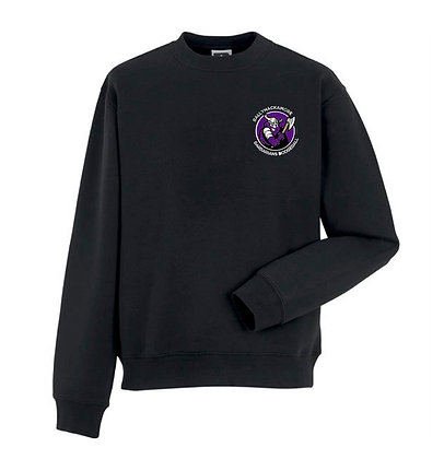 Barbarian Unisex Solid Colour Sweatshirt