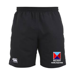 Belfast Harlequins Team Dry Shorts