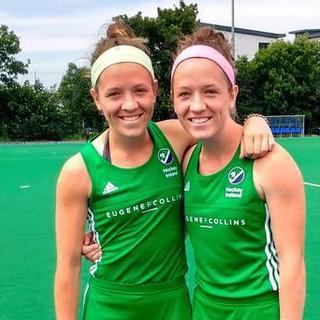 Irish Representatives- The Barr sisters.