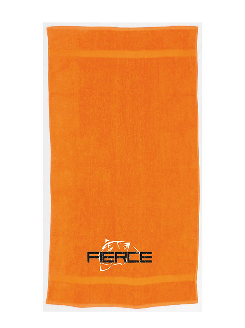 Fierce Bath Towel