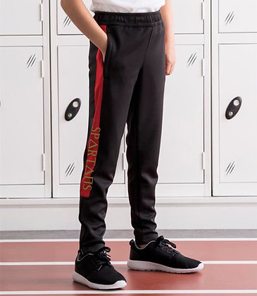 Spartan's Gym Kid's Performance Tracksuit Bottoms