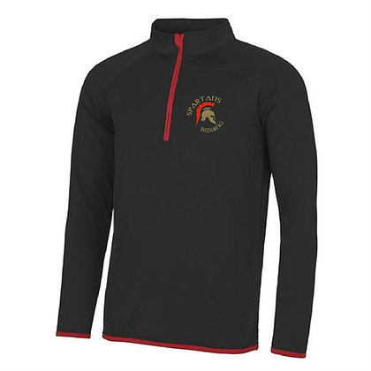 Spartan's Gym Men's 1/2 Zip